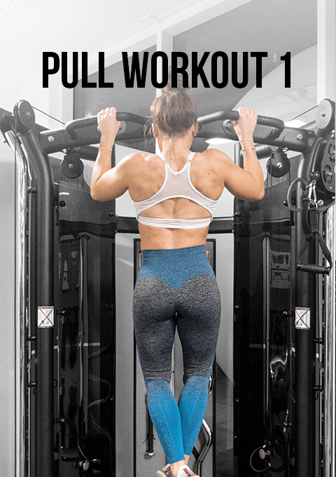 Pull Workout 1
