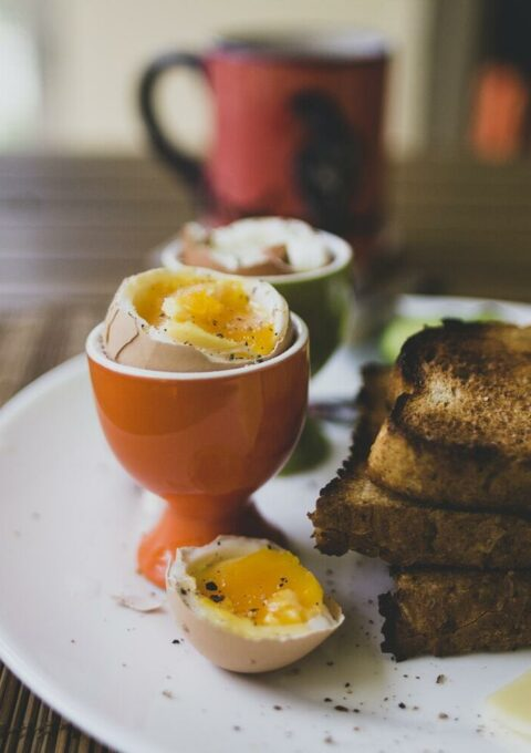 Butch Egg Soldiers