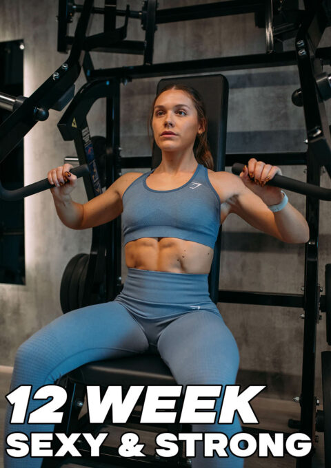 12 Week Sexy & Strong